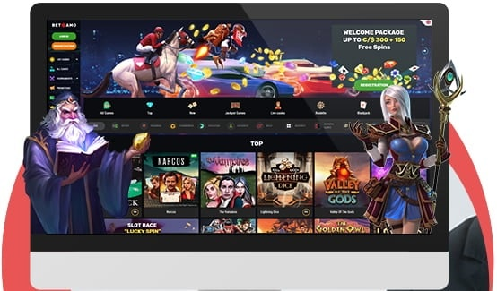 Betamo Casino Online / Mobile Games