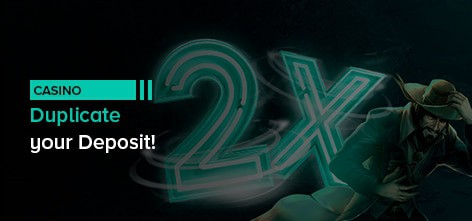 250% up to 4,000 USD Casino Deposit Bonus Package