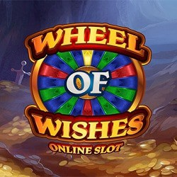 Wheel of Wishes progressive jackpot by Microgaming
