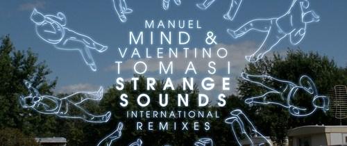 Manuel Mind & Valentino Tomasi – Strange Sounds (Mijk van Dijk Boogie Remix) – Le Bal Records 006