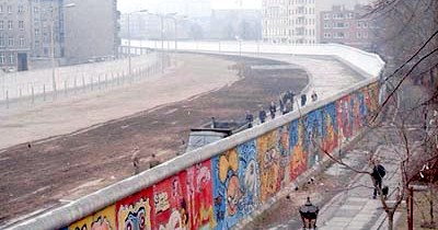 How I experienced the opening of the Berlin wall