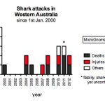 Sharkenings – shark attacks to come?