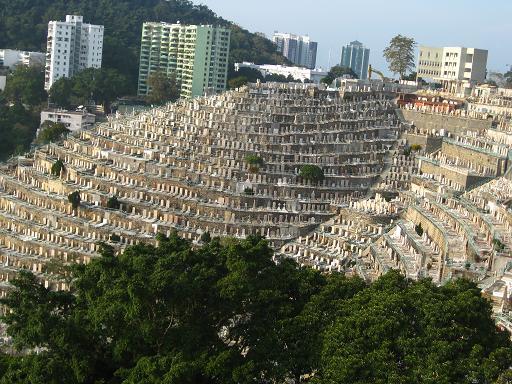 墳場 cemetery – hkmicrocosm 細拾香港