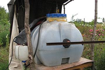 A hulladékok gáztermelésének kapacitása