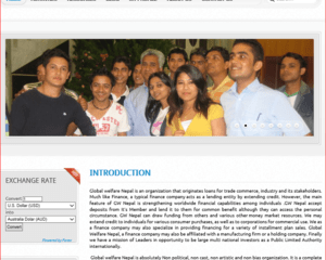 Thumbnail static html websites converted to search engine friendly wordpress websites gwnepal 1387802539
