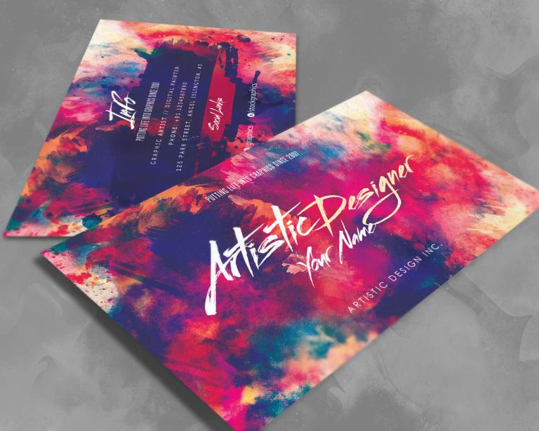 Creative Profession Business Card Designs by ...