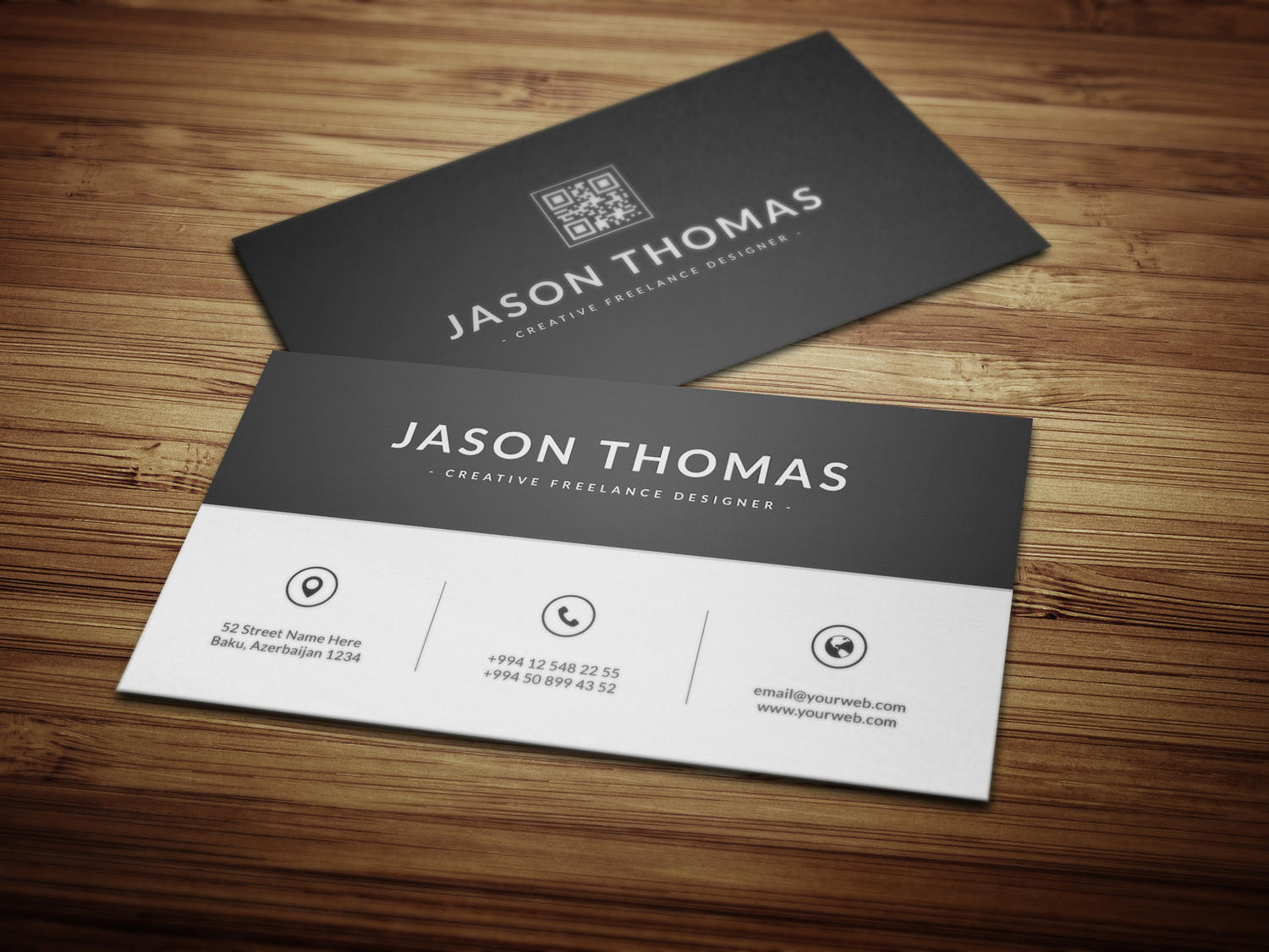 Professional and Creative Business Card Designs by business_cards on Envato Studio