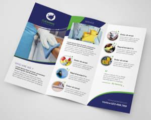 Bifold & Trifold Brochure Design By Wutip On Envato Studio