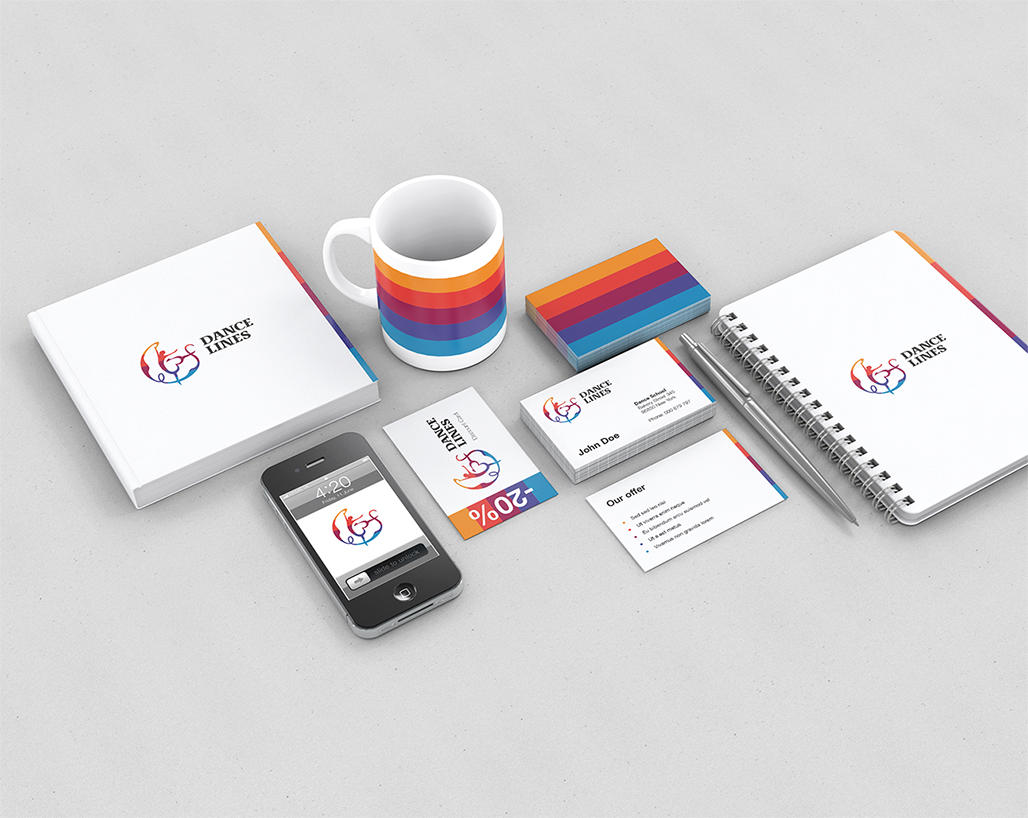 Stationery Corporate Identity By Optart On Envato Studio