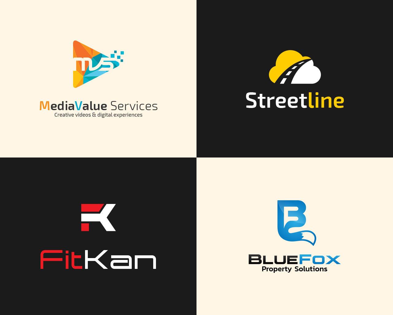 Professional and Creative Logo Design by CvLd_Design on Envato Studio