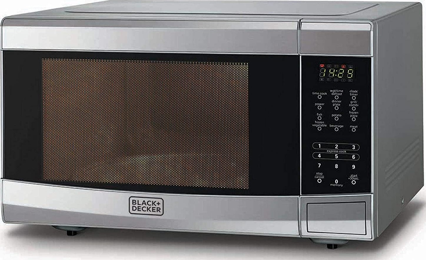 black decker 42l microwave oven with