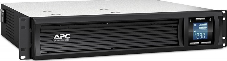 apc smart ups c 1500va 2u rack mountable lcd 230v smc1500i 2uc