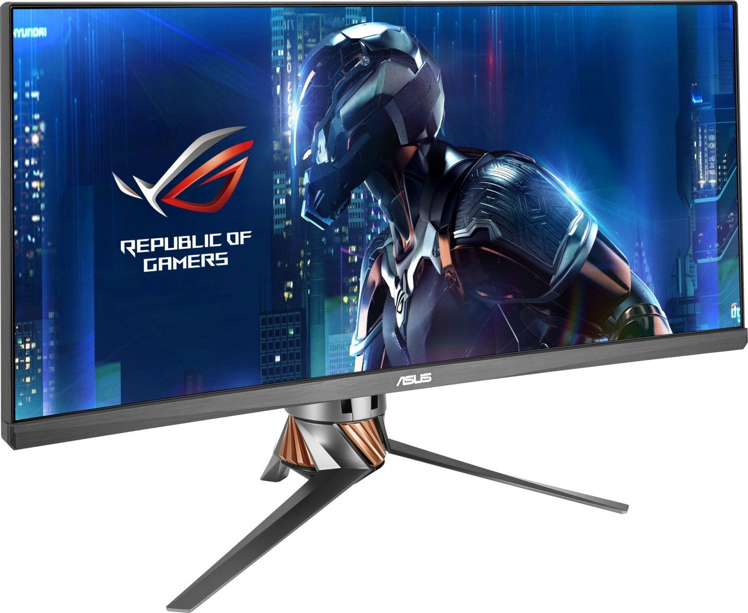 "Asus ROG Swift PG27UQ Gaming Monitor (27"" 4K UHD (3840 x 2160) Overclockable 144Hz G-SYNC HDR Quantum-dot IPS Aura Sync) | PG27UQ Buy, Best ..."