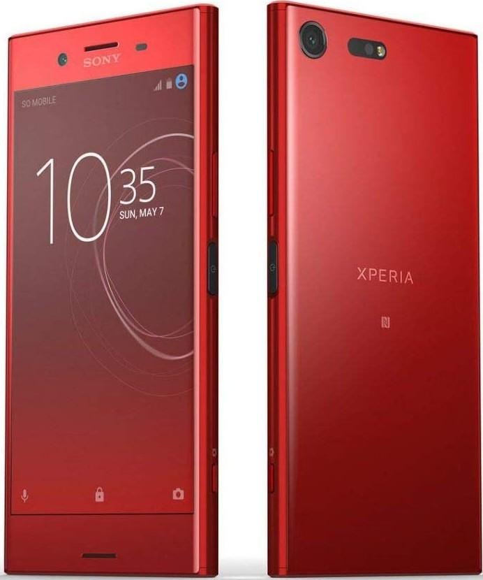 Sony Xperia XZ Premium Dual Sim 64GB Smart Phone - Rosso   Xperia XZ-Rosso Buy, Best Price in UAE, Dubai, Abu Dhabi, Sharjah