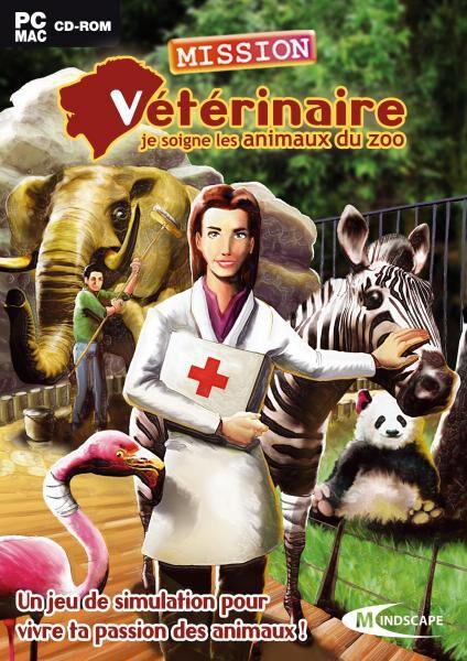 Jeux Pour Soigner Les Animaux : soigner, animaux, Mission, Veterinaire, Animaux, Silver, Vidéo, Micromania