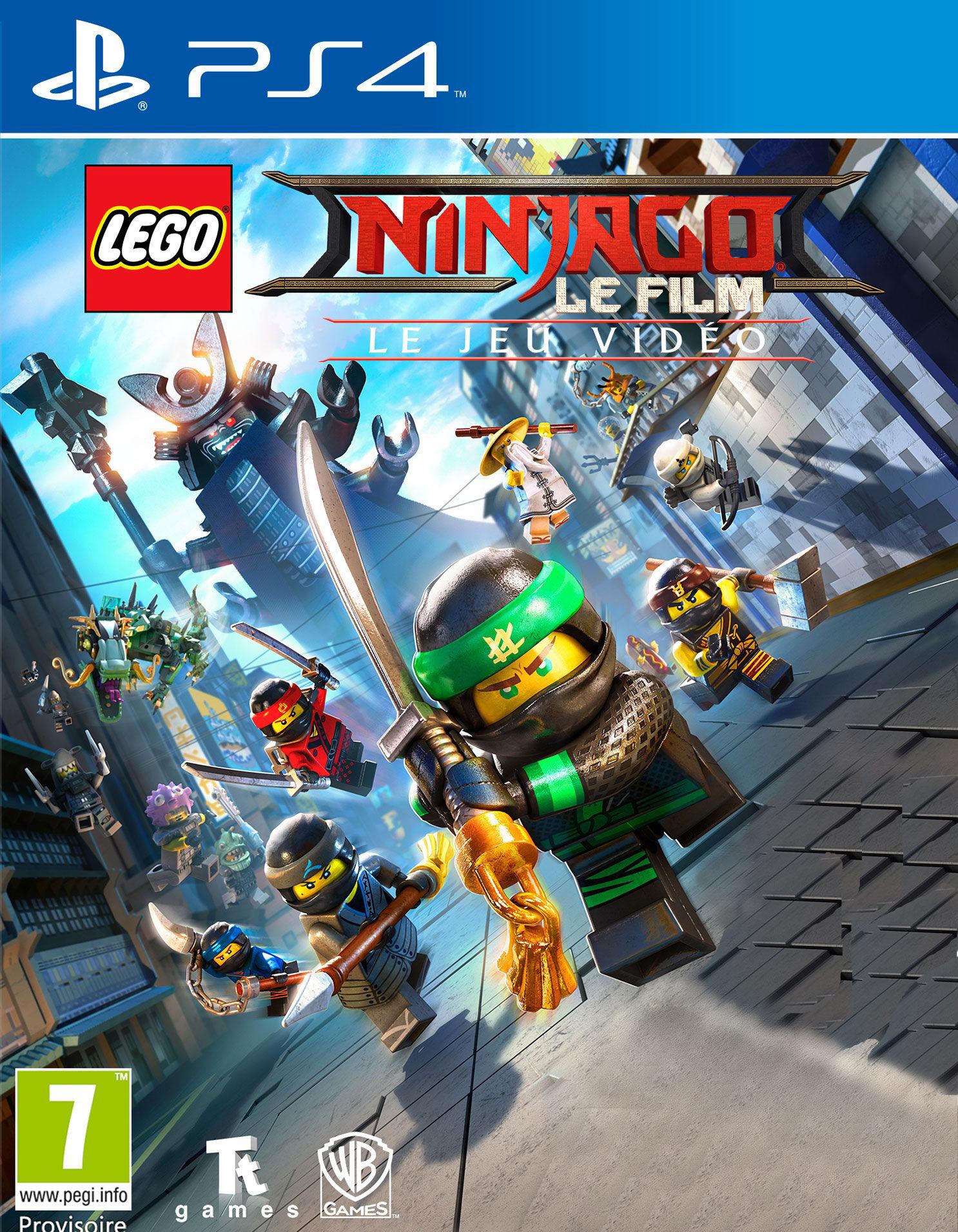 Jeux De Jeux De Ninjago : ninjago, Ninjago, Film:, Vidéo, Micromania