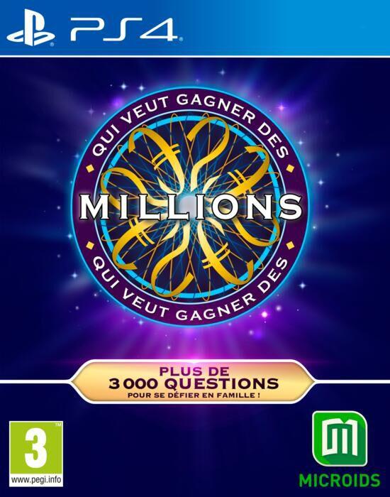Qui Veut Gagner Des Millions Jeu : gagner, millions, Gagner, Millions, Vidéo, Micromania