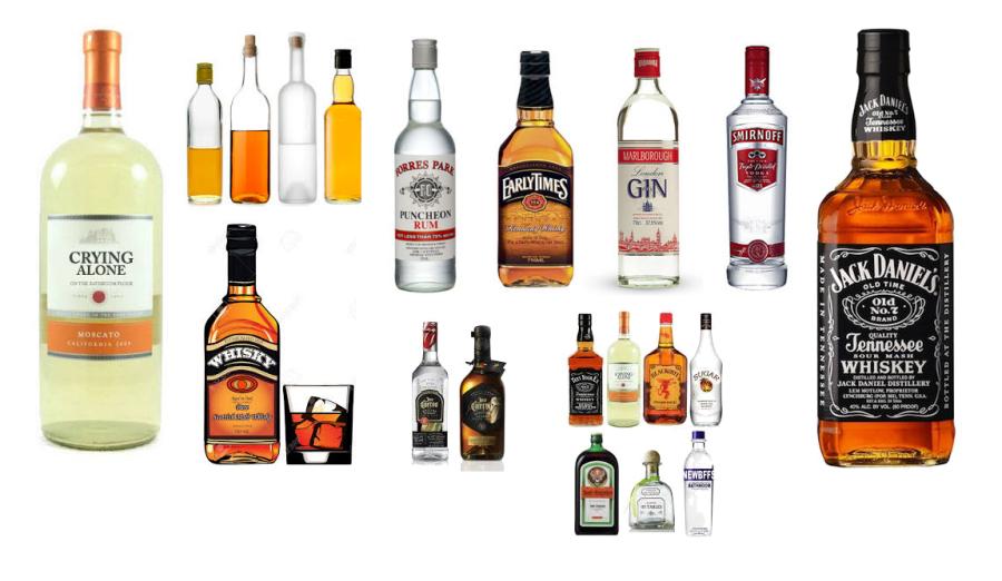Topic Ho Liquor Bottles