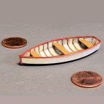 O scale Rowboat