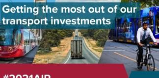 Australian Infrastructure Report 2021
