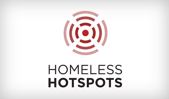 Using homeless people as WiFi/LTE (4g) hotspots! (1/3)