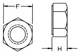 Tuercas Hexagonales | Micro Partes