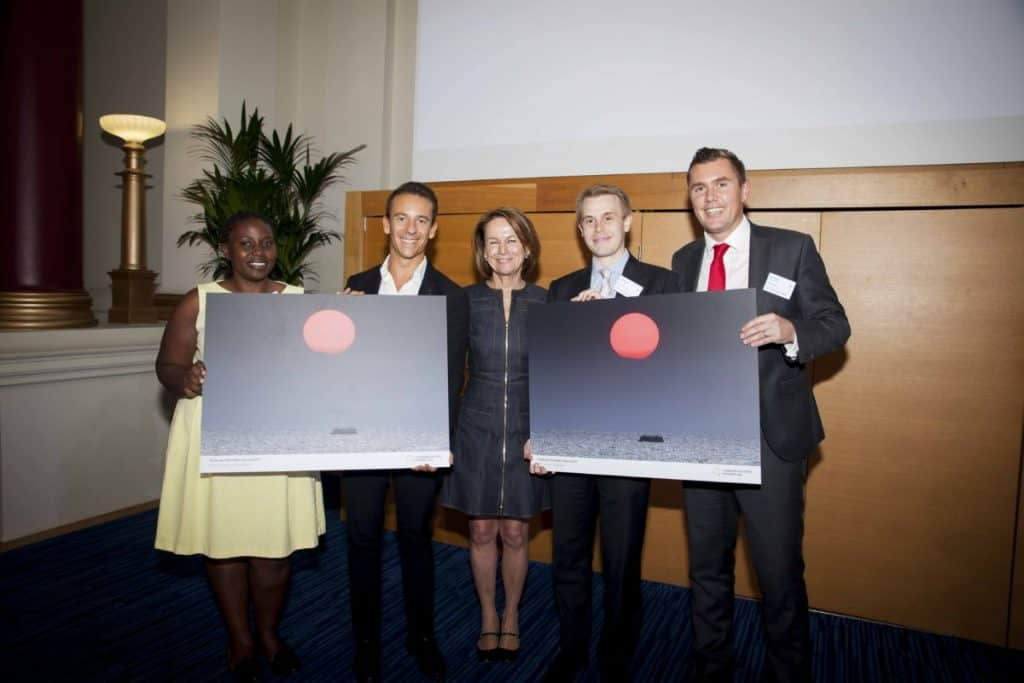 Thomson Reuters Foundation Innovation Award 2017