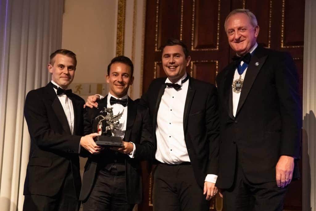 Lord Mayor's Dragon Award Winners