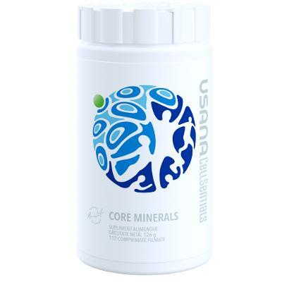 usana core minerals