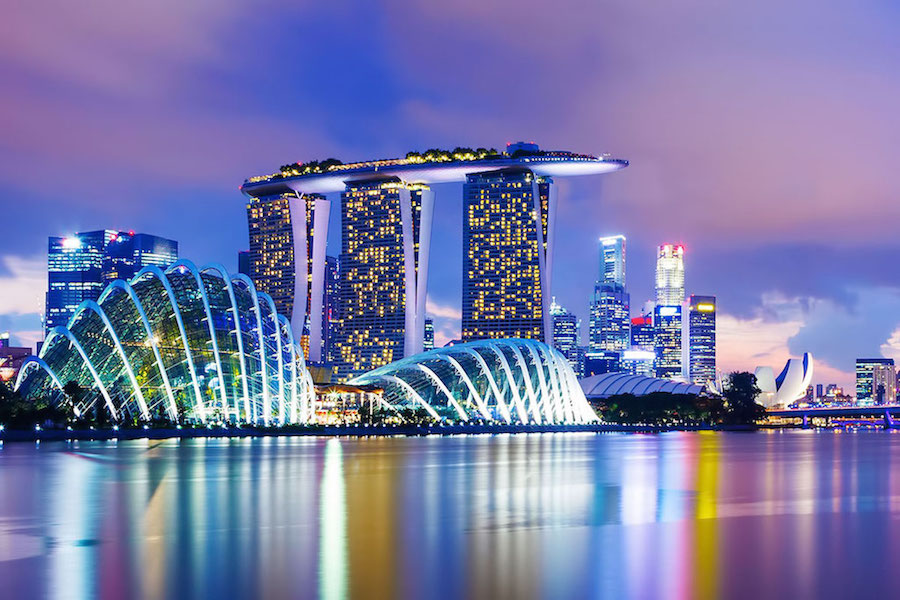 Microscopy job in beautiful Singapore!
