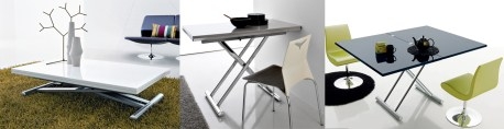 Flip 2 Fold Out Coffee/Console/Dining Table - Comprar Mobili Italy