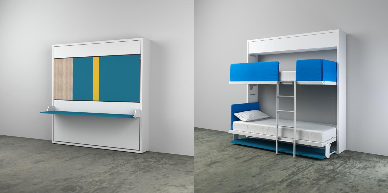 Beds micro showcase - Optimaliseer kleine ruimtes ...