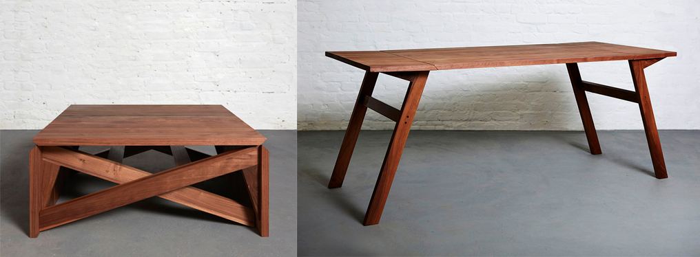 MK1 Transforming Coffee Table - Duffy London