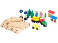 Playtastic Holzeisenbahn: Kleines Holz