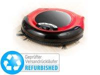 Sichler Kabelloser Saugroboter: Staubsauger-Roboter, Live ...