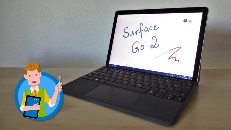 Surface Go 2 im Test