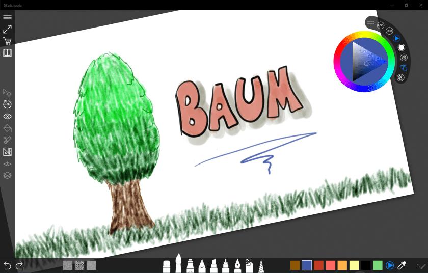 Sketchable für Windows 10