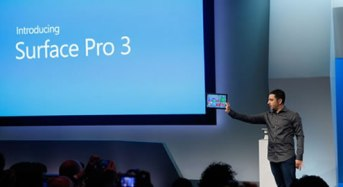 The tablet that can replace your laptop; Surface Pro 3