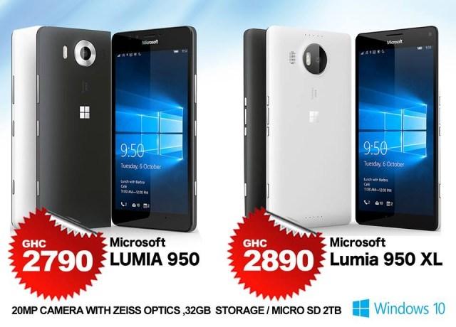 lumia 950xl telefonika