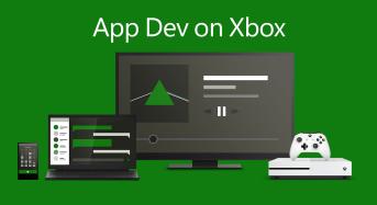 App dev on Xbox Online event