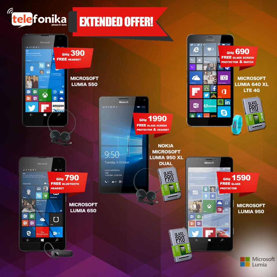 Telefonika Ghana Extended Offer Promotion