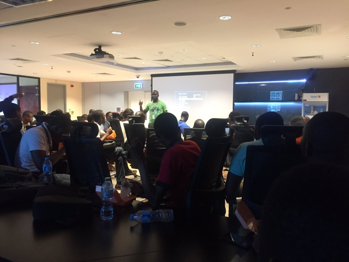 Global Azure Bootcamp 2019 Africa meet-up events