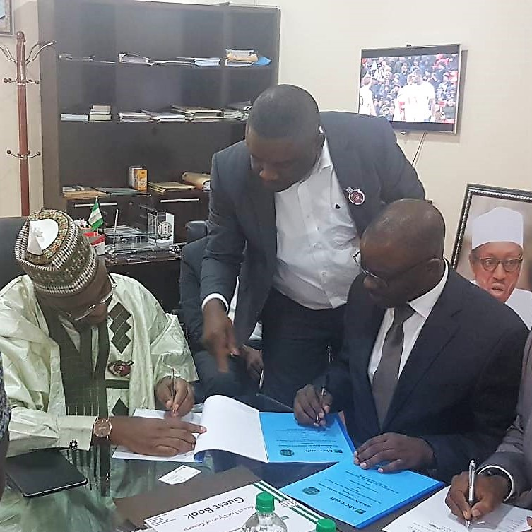 Microsoft, NITDA Nigeria collaborate to drive innovation and improve public sector services