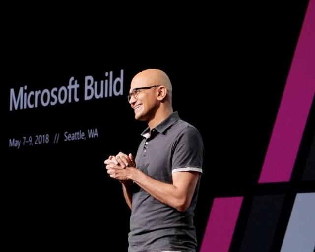 Build 2018 Day 2 Keynote