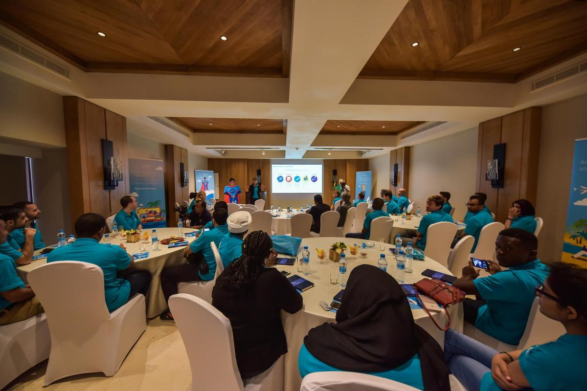 Microsoft hosts Middle East and Africa Cloud Camp Contest Winners in Mauritius