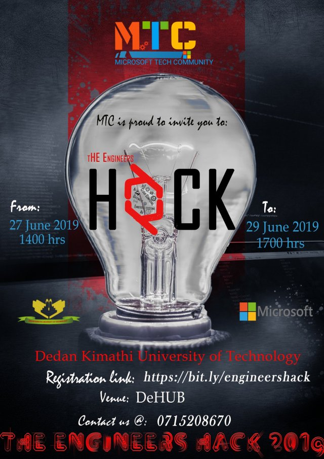 Engineers Hack 2019