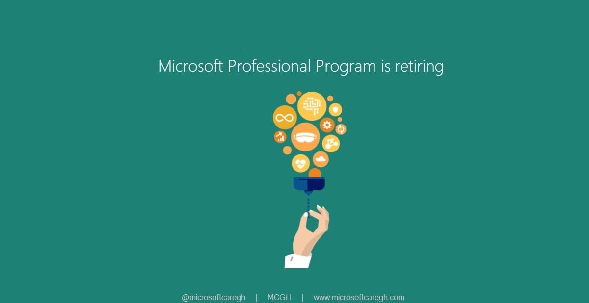 Microsoft Professional Program
