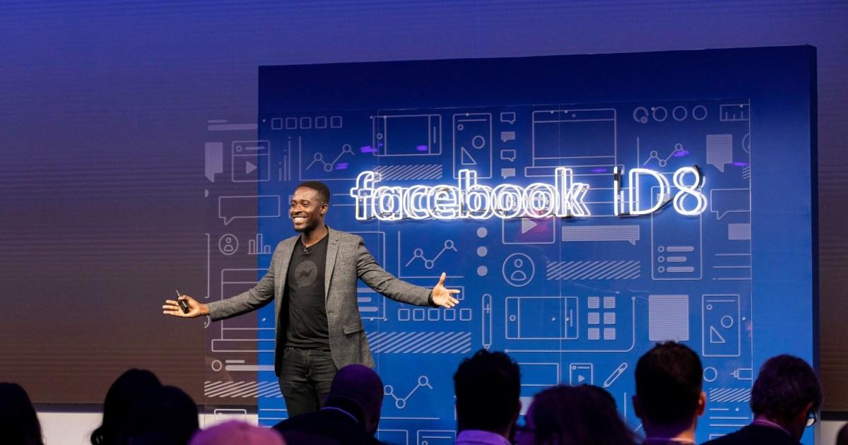 Facebook iD8 Nairobi