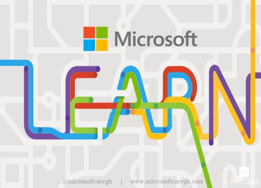Microsoft Learn homepage