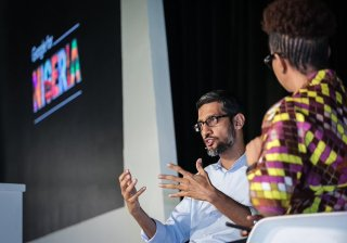 Google for Africa event 2021